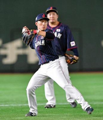 西川龍馬日本代表4