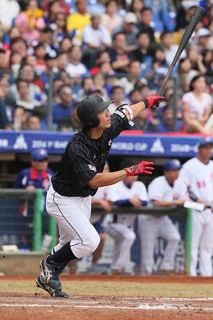 鈴木誠也日本代表8