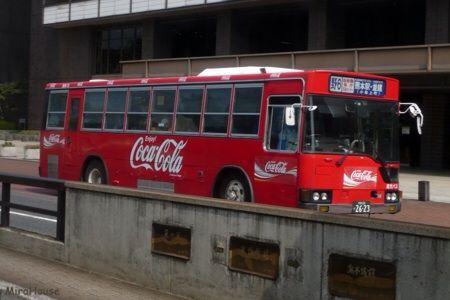 コカコーラバス
