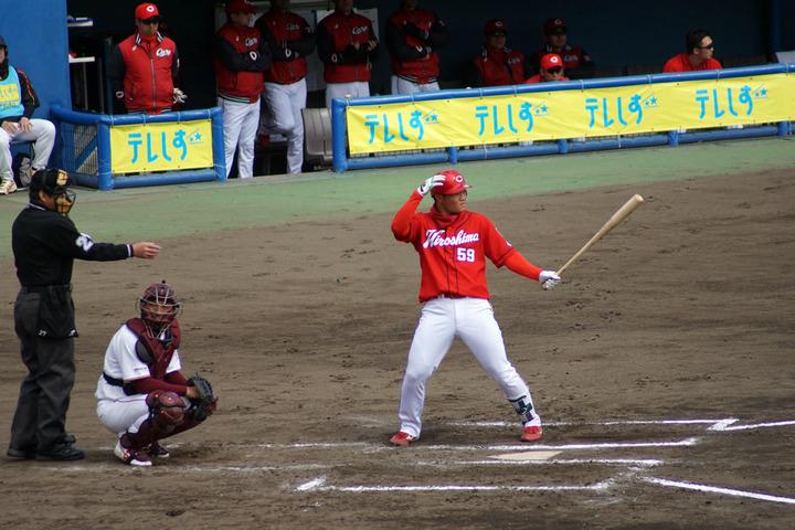 野球観戦44