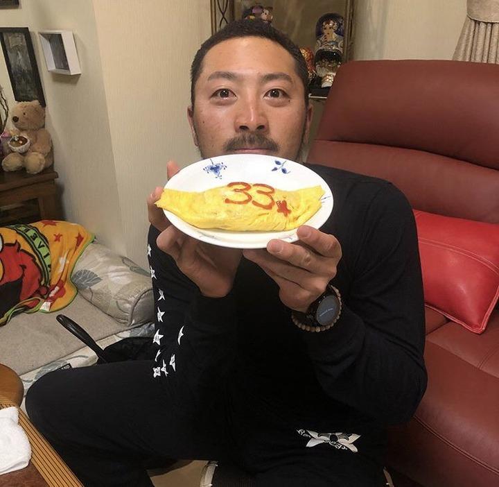 菊池中田翔10