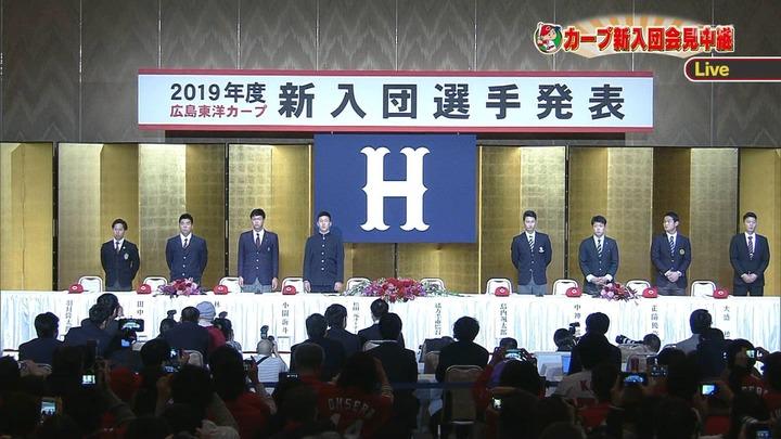 2018入団会見10