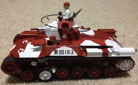 戦車カープ05