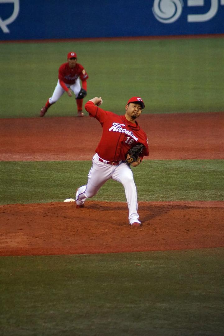 野球観戦14