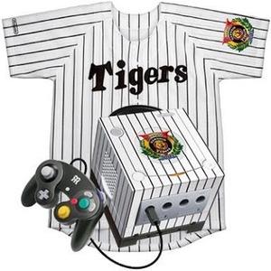 ニンテンドーゲームキューブ阪神2003年優勝記念モデル1