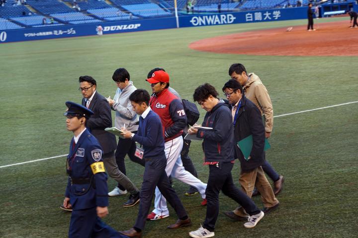 野球観戦22