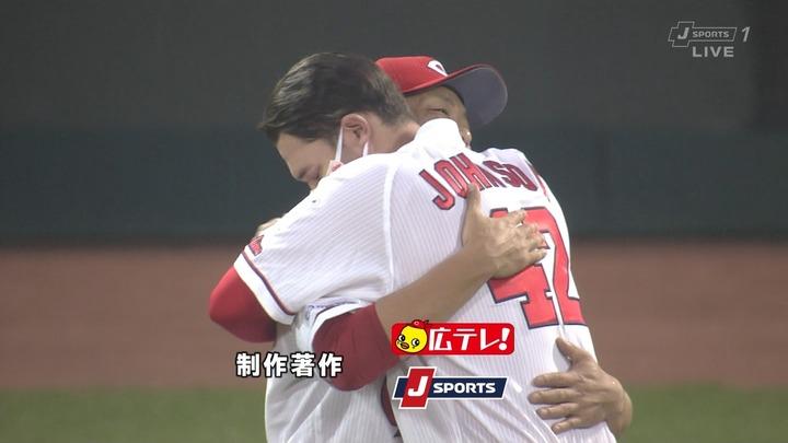 石原慶幸引退試合75
