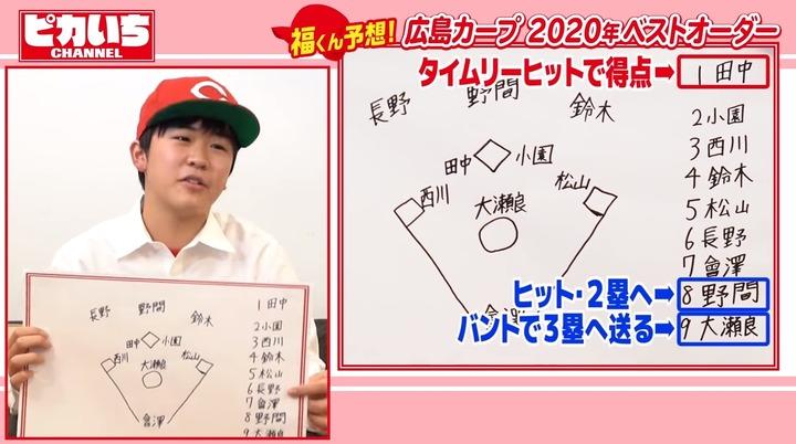 20200203鈴木福広島カープ愛を語り尽くす114