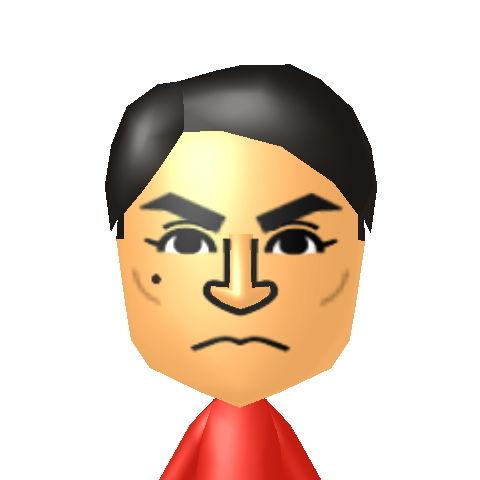 Miiカープ選手3