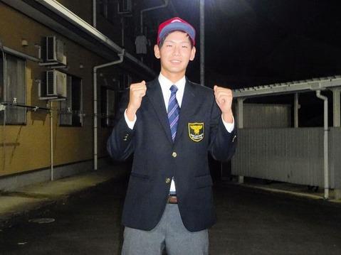 天理大・森浦大輔、広島2位指名にビックリ「石原さんと一緒に1軍でバッテリーを」MAX148キロ左腕