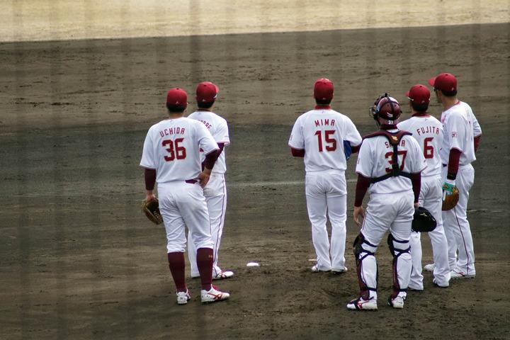 野球観戦43