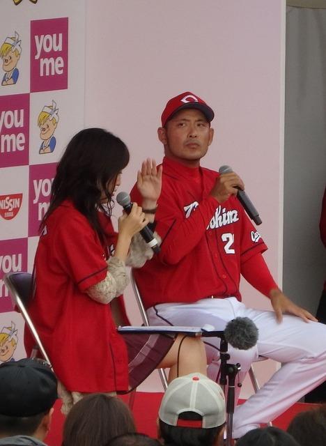 20161113廣瀬トークショーinゆめタウン呉24