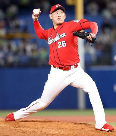 【広島】中田廉が右膝半月板の手術 シーズン終了後に決断、今後の予定は未定 今季チーム7人目の手術