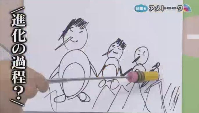 20170122アメトーーク絵心ない芸人マエケン366