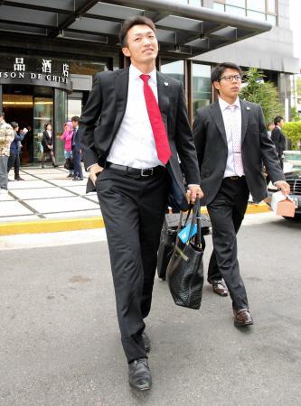 鈴木誠也日本代表10