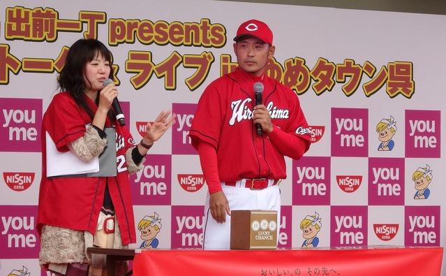20161113廣瀬トークショーinゆめタウン呉28