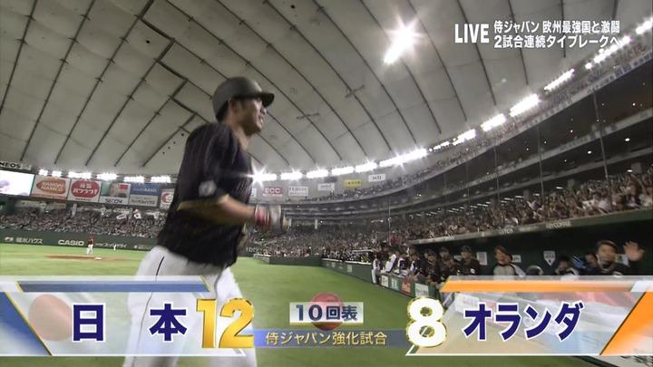 鈴木誠也日本代表20