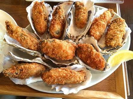 牡蠣フライ2