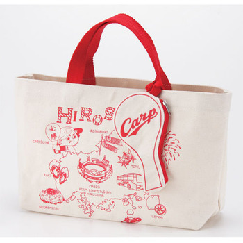 HIROSHIMAトートバッグ1