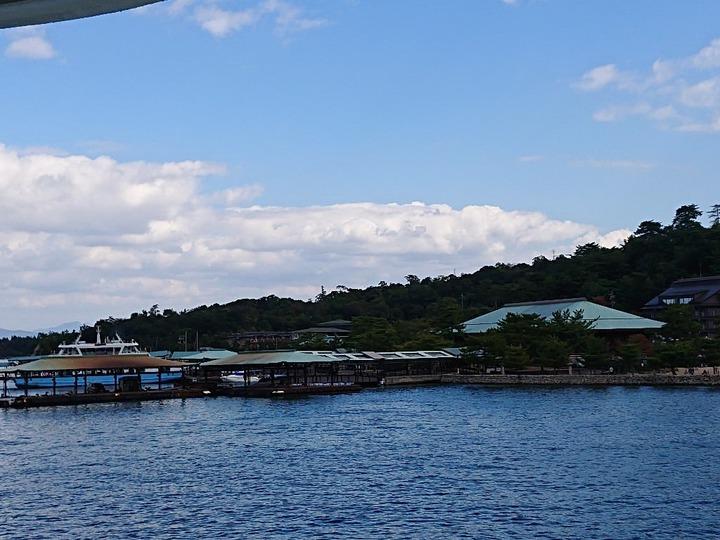 宮島観光8
