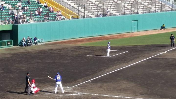 20180218練習試合_中日戦10