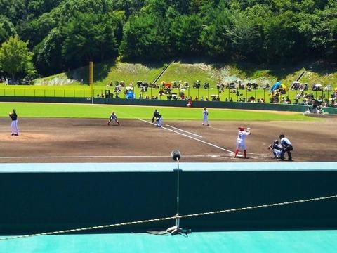 野球観戦20190727由宇長野デー_12