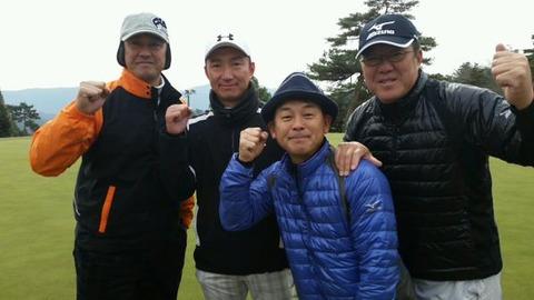 2015ゴルフの花道