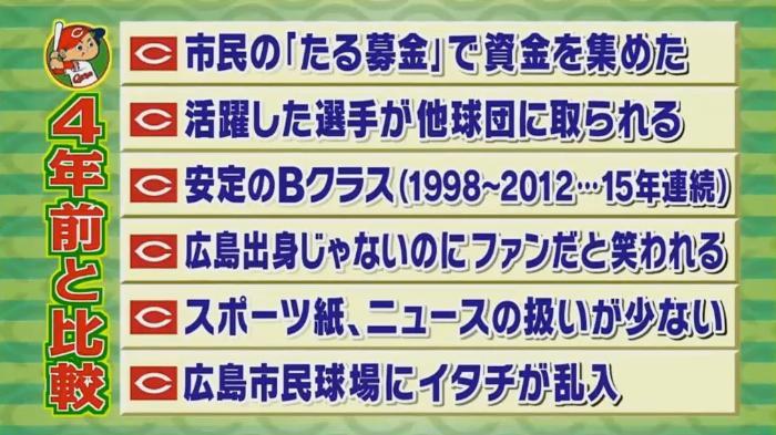 カープ芸人第三弾105