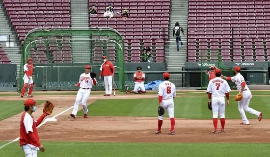 プロ野球練習試合日程発表!6月2日から12球団71試合 カープは阪神、オリックス、ソフトバンクと対戦 2軍日程も発表