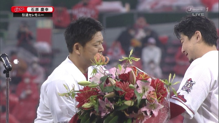 石原慶幸引退試合27
