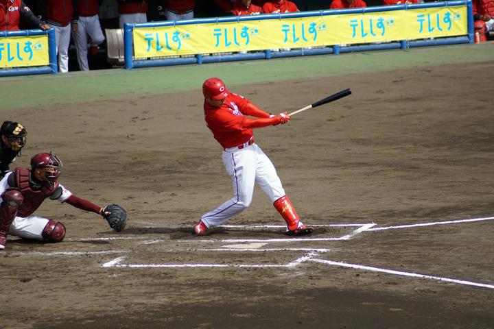 野球観戦52
