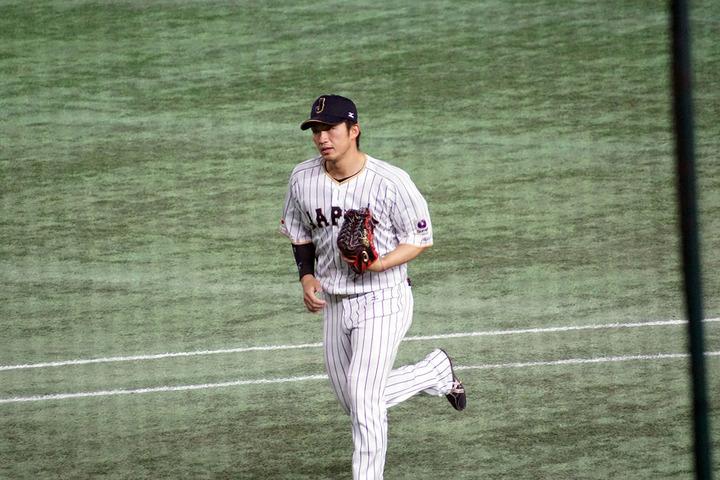 鈴木誠也日本代表61