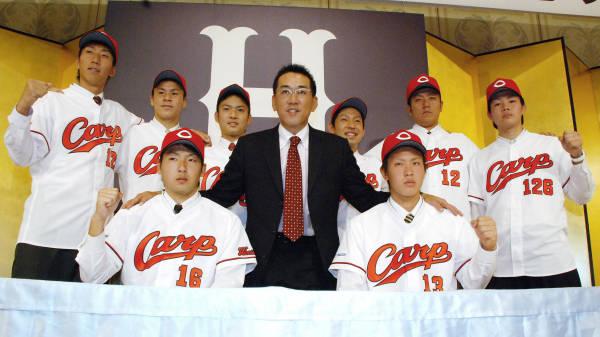 2009入団会見1