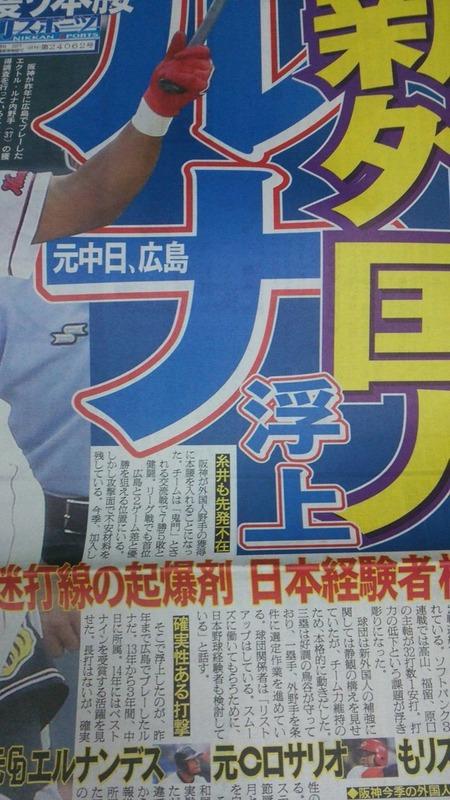 2010612新聞_阪神がルナを調査2