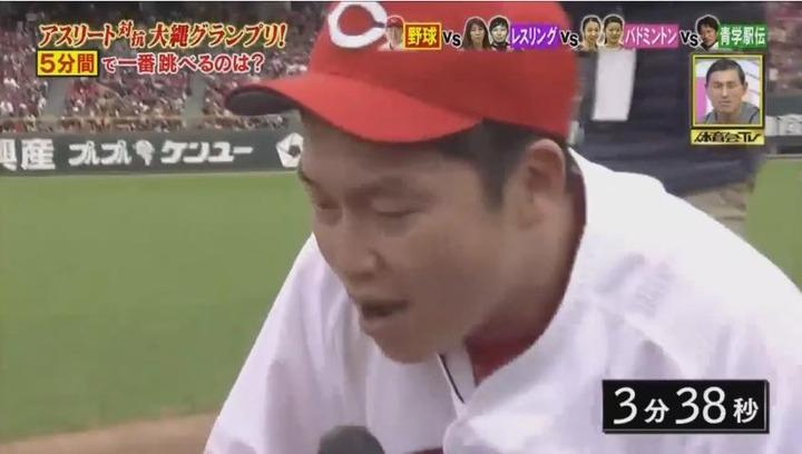 20170121炎の体育会TVカープ大縄跳び参戦78