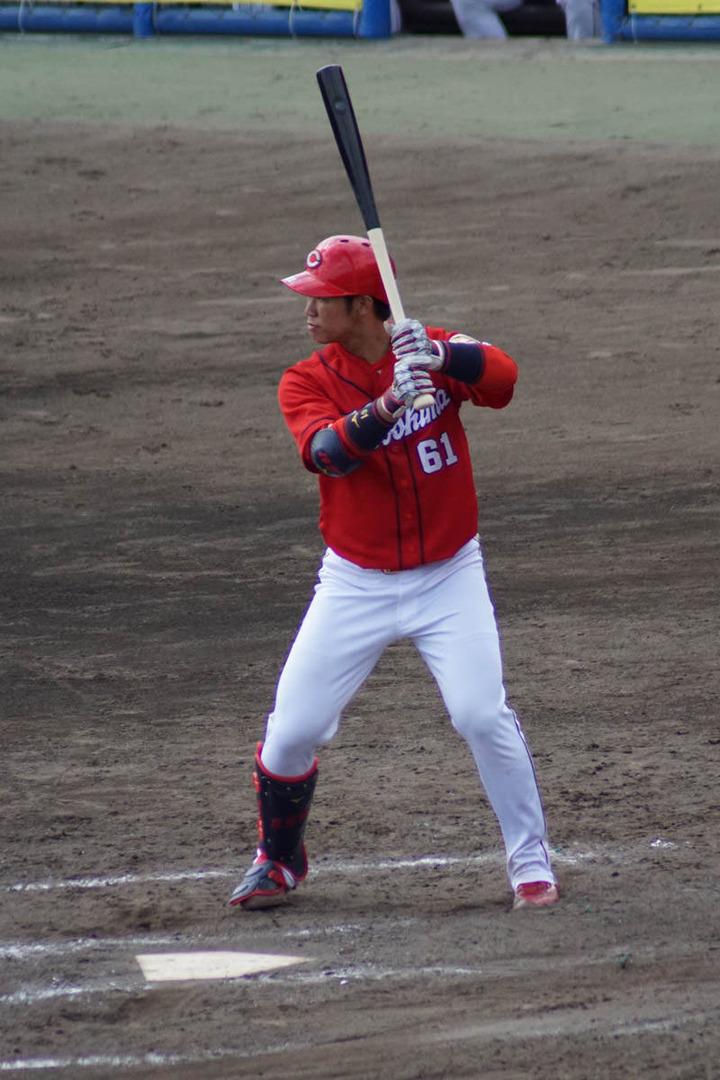野球観戦49