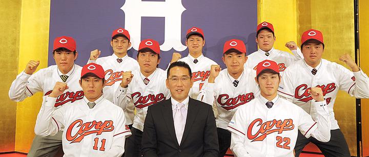 2011入団会見