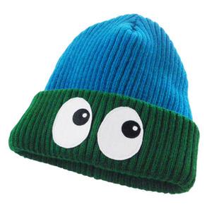 スラィリーニット帽1