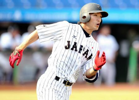 鈴木誠也日本代表4