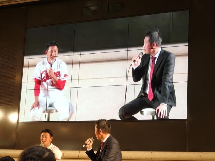 20161209福井トークショーin広島駅地下22