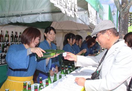 西条酒祭り