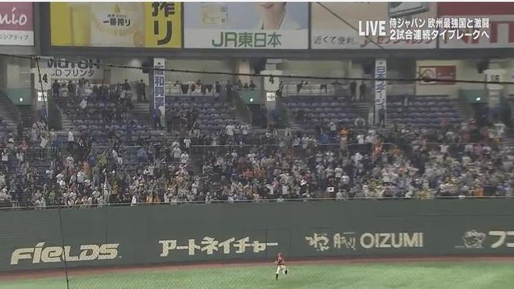 鈴木誠也日本代表30