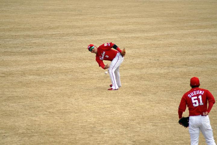 野球観戦40