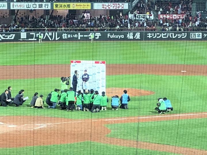 2018日米野球5