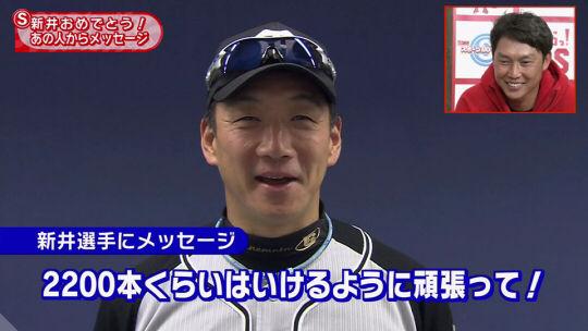 金本新井15