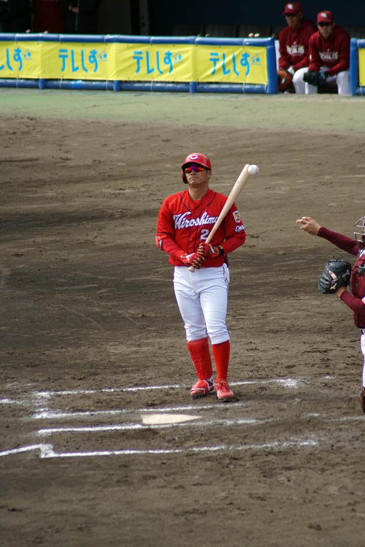 野球観戦47