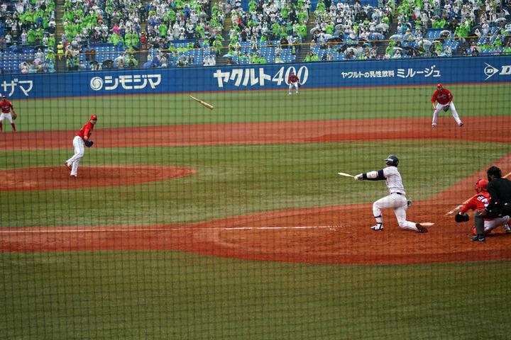 野球観戦11