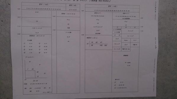 2015春季沖縄キャンプ16