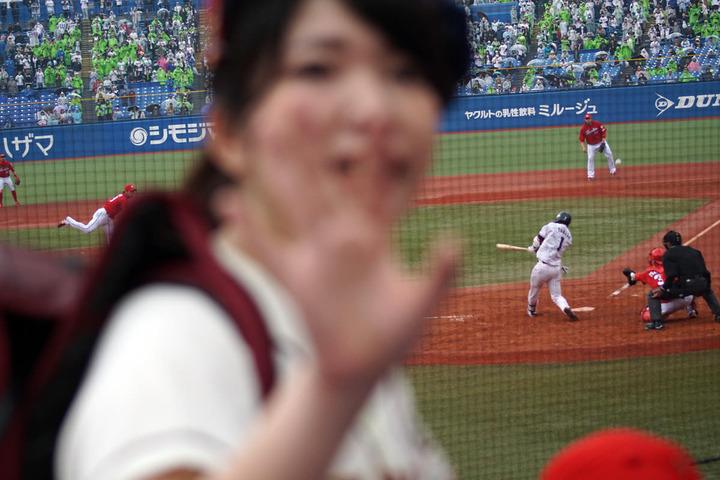 野球観戦10
