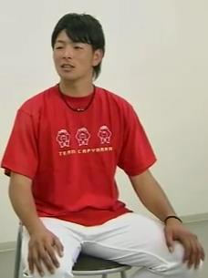 大瀬良チームカピバラTシャツ5